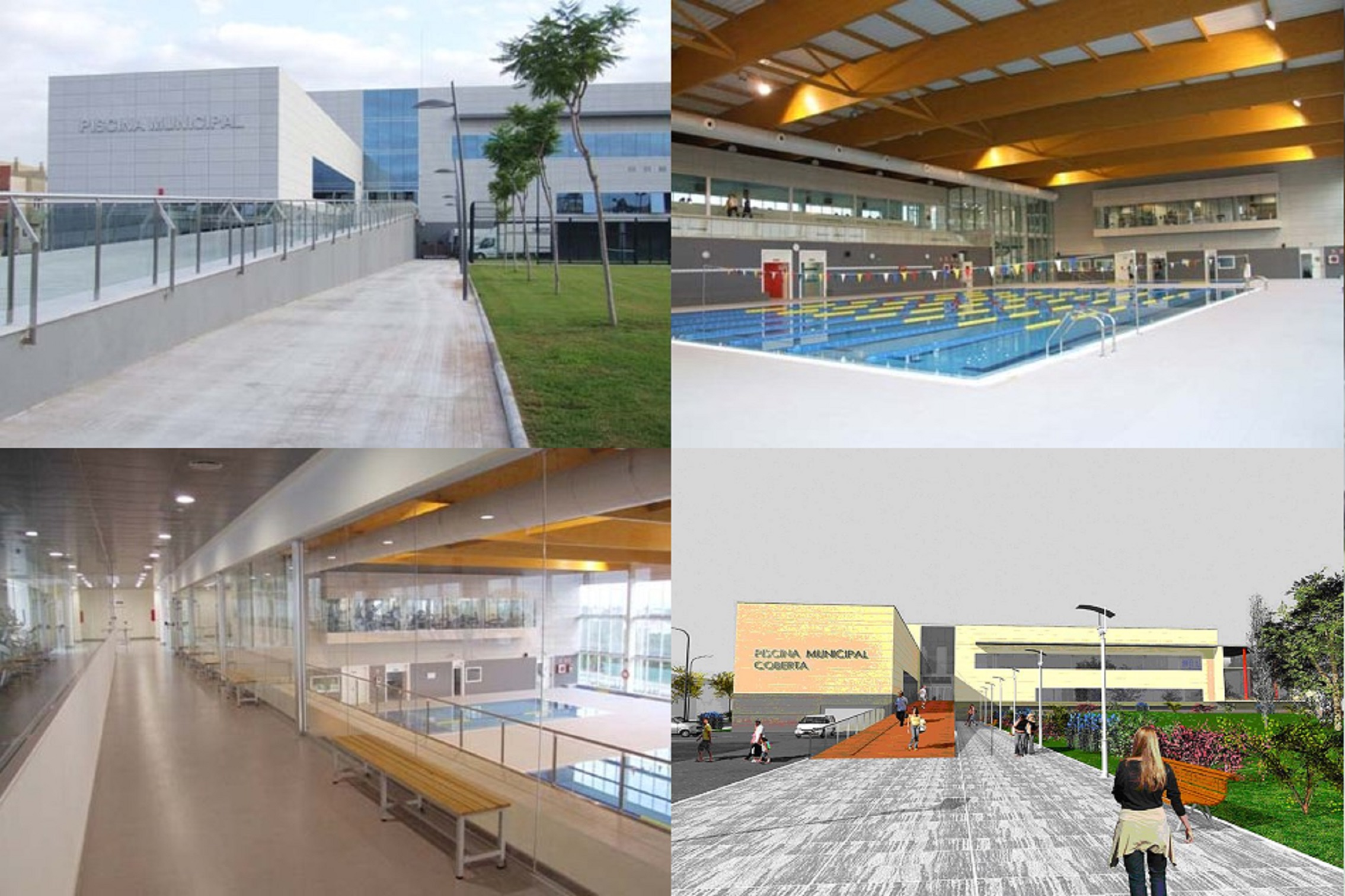 Atecsa ingenier a for Piscina municipal carcaixent